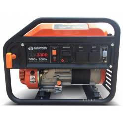 Бензиновий електрогенератор Daewoo GDA 3300